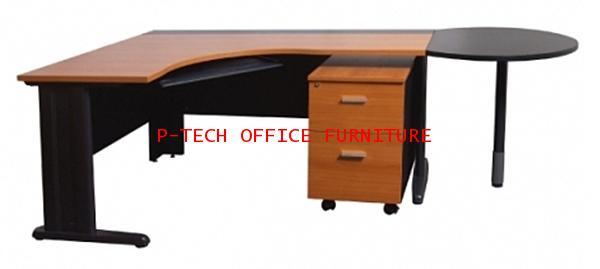 โต๊ะทำงานผู้บริหาร รุ่น JACK SET 3