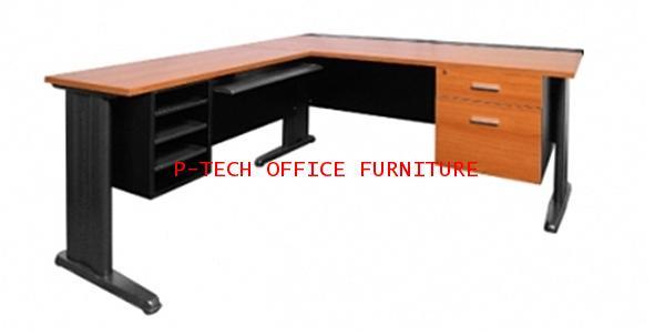โต๊ะทำงานผู้บริหาร รุ่น JACK SET 5