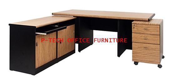 โต๊ะทำงานผู้บริหาร รุ่น EXCUTIVE