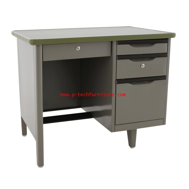 โต๊ะทำงานเหล็ก DST-2436 - DST-2648