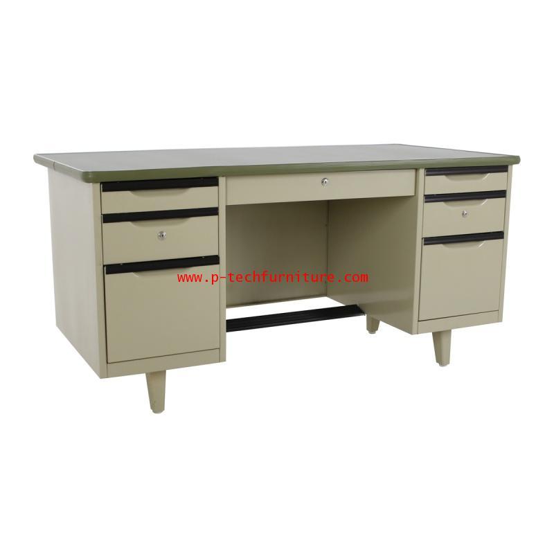 โต๊ะทำงานเหล็ก DST-2654 - DST-3472