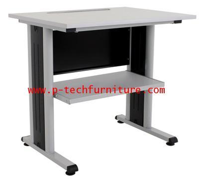 โต๊ะคอมพิวเตอร์เหล็ก รุ่น TC-750-P