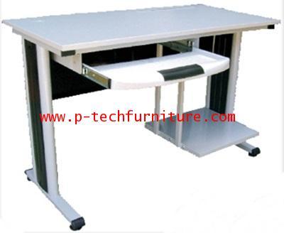 โต๊ะคอมพิวเตอร์เหล็ก รุ่น TC-120