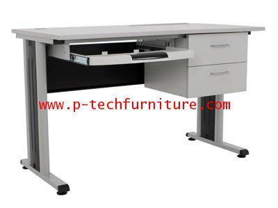 โต๊ะคอมพิวเตอร์เหล็ก รุ่น TC-123