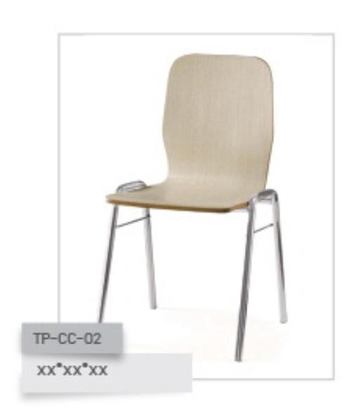 เก้าอี้ไม้ดัด รุ่น TP-CC-02