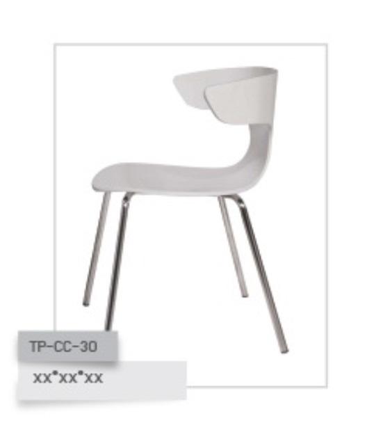 เก้าอี้ไม้ดัด รุ่น TP-CC-30
