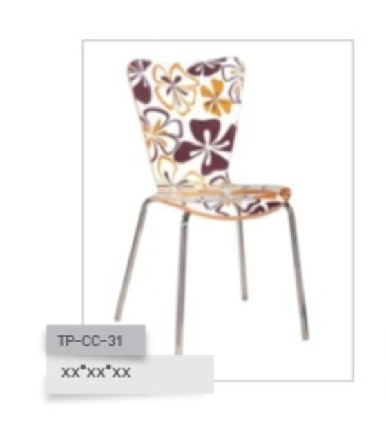 เก้าอี้ไม้ดัด รุ่น TP-CC-31