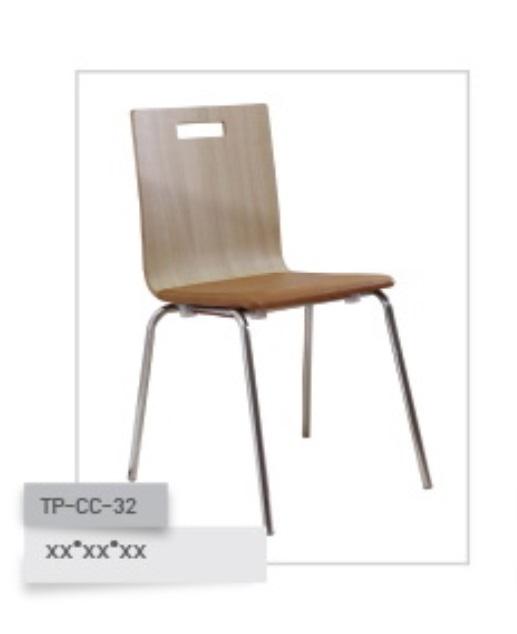 เก้าอี้ไม้ดัด รุ่น TP-CC-32