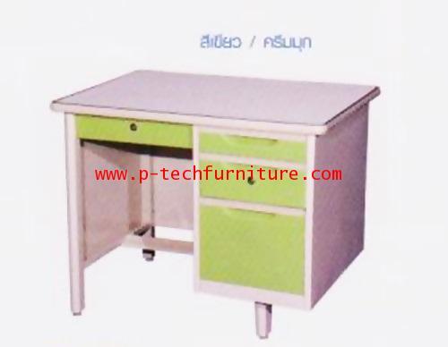 โต๊ะสำนักงานเหล็ก รุ่น DLST-1 (E)