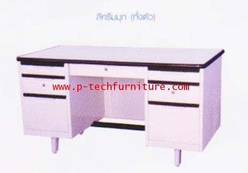 โต๊ะสำนักงานเหล็ก รุ่น DLST-3 (E)