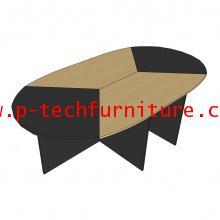 โต๊ะประชุมรูปไข่ รุ่น ST-260C