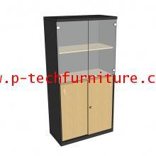 ตู้เก็บเอกสารไม้ รุ่น DLG-SL-80160