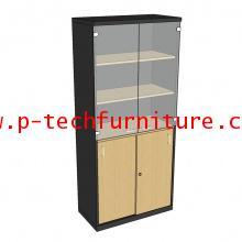 ตู้เก็บเอกสารไม้ รุ่น DLG-SL-80190