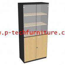 ตู้เก็บเอกสารไม้ รุ่น DLG-ST-80190
