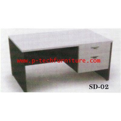 โต๊ะทำงานไม้ รุ่น (SD-1202 - SD-1802)