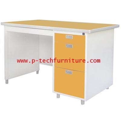โต๊ะสำนักงานเหล็ก รุ่น DLST-5 (DP)