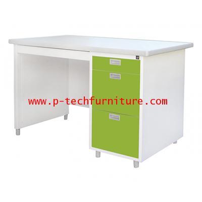 โต๊ะสำนักงานเหล็ก รุ่น DLST-6 (DL)