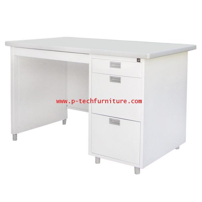 โต๊ะสำนักงานเหล็ก รุ่น DLST-7 (DX)