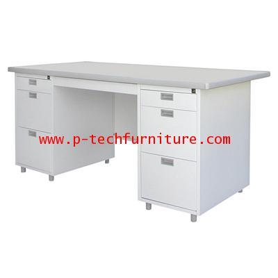 โต๊ะสำนักงานเหล็ก รุ่น DLST-9 (DL)