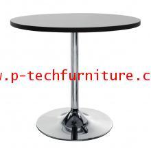 โต๊ะอเนกประสงค์ แบบทรงกลม รุ่น PTG-N76R