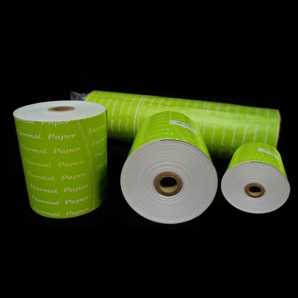 กระดาษเทอร์มอล 80x80 มม. (แพ็ค 3 ม้วน)