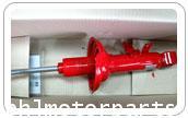 โช๊คอัพหน้า Toyota Fortuner Kayaba super red