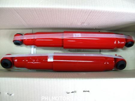 โช๊คหลัง Toyota vigo 2wd kayaba super red