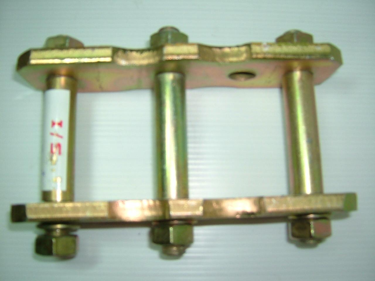 โตงเตงแหนบดัดแปลง 3in1 ISUZU 7 นิ้ว (0914009) (ราคาต่ออัน)