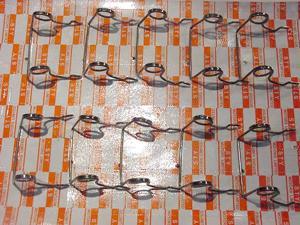 สปริงตีนผี ISUZU KS21-22 ชิงช้า (2235009)