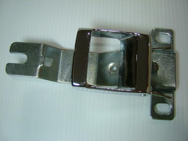 มือเปิดประตูอันใน HINO FM-F18-FC-FB-2W / เหล็กชุบ (1806006)