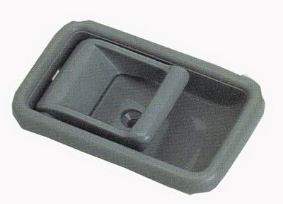 มือเปิดประตูอันใน MAZDA B2200 / สีดำ (1806008)