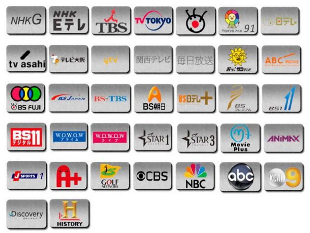 ดูทีวีญี่ปุ่นสดๆ 50ช่อง ทั้งบ้านพักและอพาร์ทเม้นทร์ 3