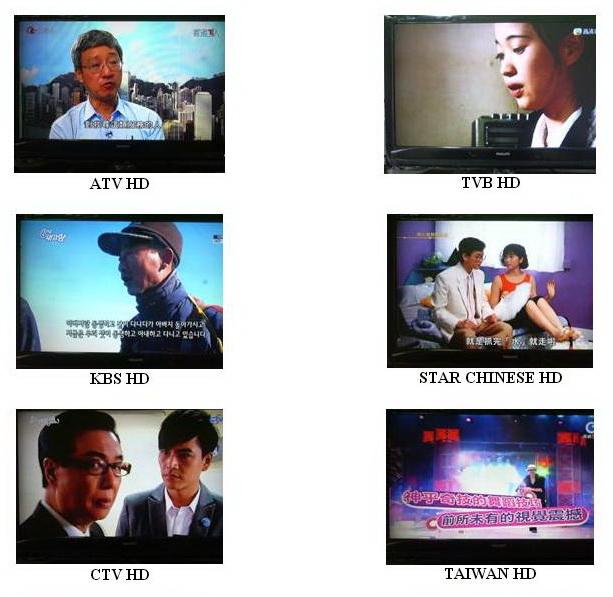 IPTVสำหรับต่างชาติ อังกฤษ จีน ฮองกง ใต้หวัน ญี่ปุ่น เกาหลี 600 กว่าช่อง 2
