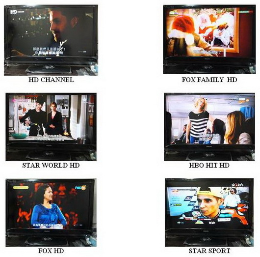 IPTVสำหรับต่างชาติ อังกฤษ จีน ฮองกง ใต้หวัน ญี่ปุ่น เกาหลี 600 กว่าช่อง 7