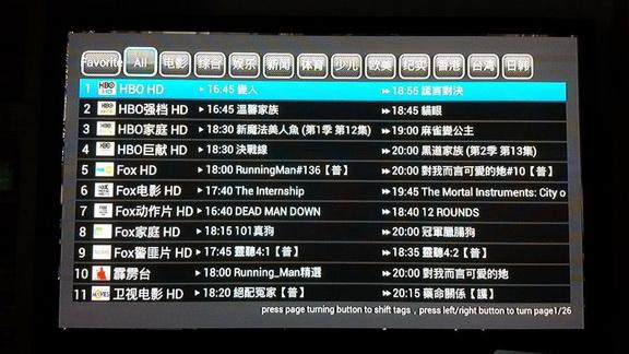 IPTV ดูทีวีต่างชาติเยอะแยะมากมาย 200กว่าช่อง (PLATINUM PACKAGE) 4