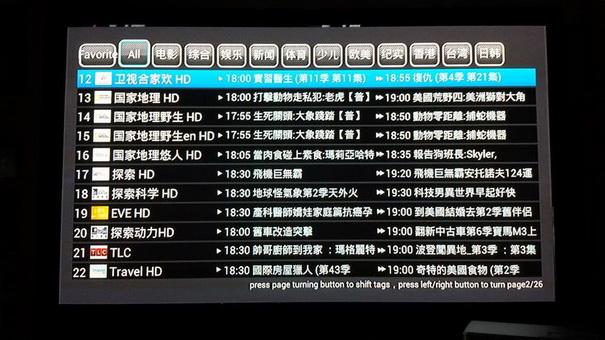 IPTV ดูทีวีต่างชาติเยอะแยะมากมาย 200กว่าช่อง (PLATINUM PACKAGE) 5