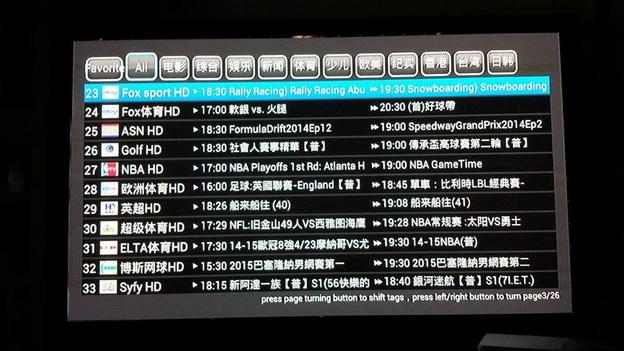 IPTV ดูทีวีต่างชาติเยอะแยะมากมาย 200กว่าช่อง (PLATINUM PACKAGE) 6