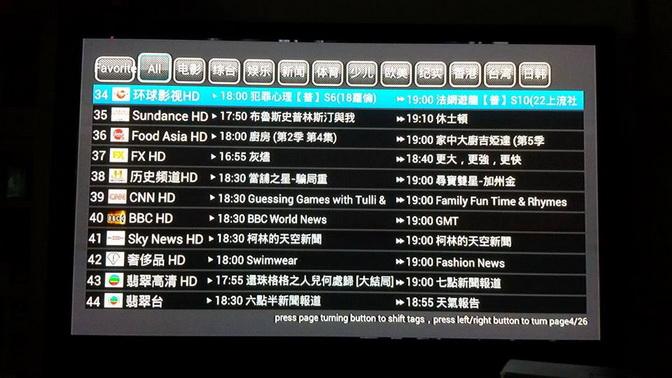 IPTV ดูทีวีต่างชาติเยอะแยะมากมาย 200กว่าช่อง (PLATINUM PACKAGE) 7