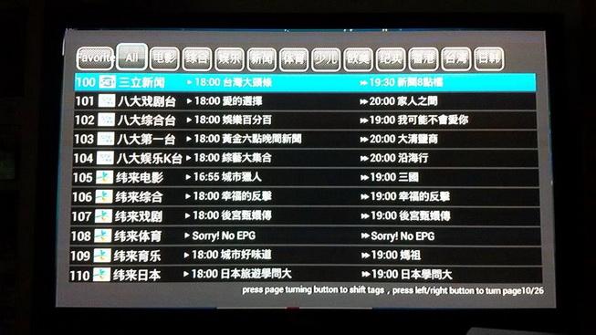 IPTV ดูทีวีต่างชาติเยอะแยะมากมาย 200กว่าช่อง (PLATINUM PACKAGE) 12