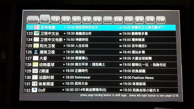 IPTV ดูทีวีต่างชาติเยอะแยะมากมาย 200กว่าช่อง (PLATINUM PACKAGE) 13