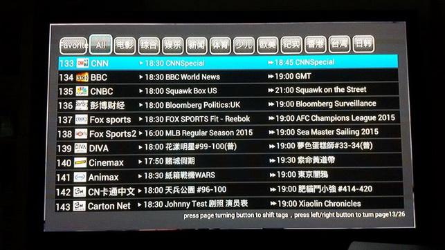 IPTV ดูทีวีต่างชาติเยอะแยะมากมาย 200กว่าช่อง (PLATINUM PACKAGE) 14