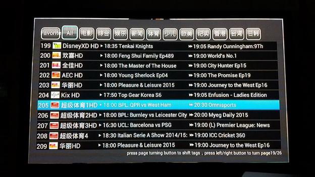 IPTV ดูทีวีต่างชาติเยอะแยะมากมาย 200กว่าช่อง (PLATINUM PACKAGE) 19
