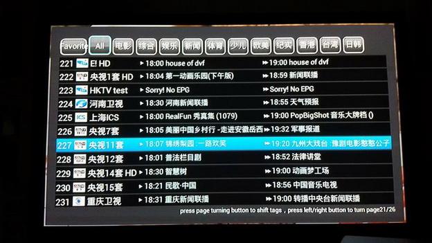 IPTV ดูทีวีต่างชาติเยอะแยะมากมาย 200กว่าช่อง (PLATINUM PACKAGE) 21