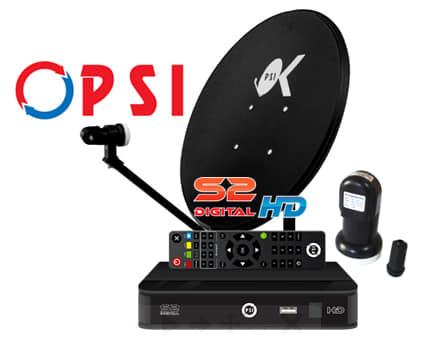 จานดาวเทียม KU Band HD พร้อมติดตั้งและบริการหลังการขาย1ปี