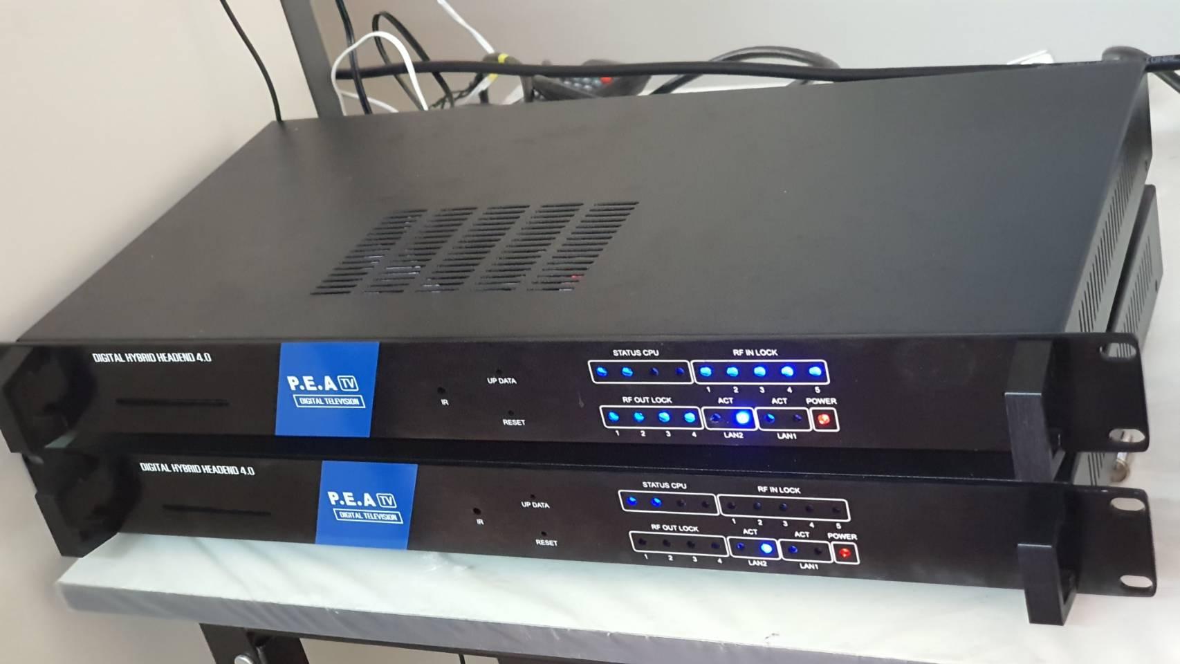 ระบบดิจิตอลทีวีพื้นฐาน 26 ช่อง รองรับเพิ่มจากดาวเทียม 100ช่อง 8