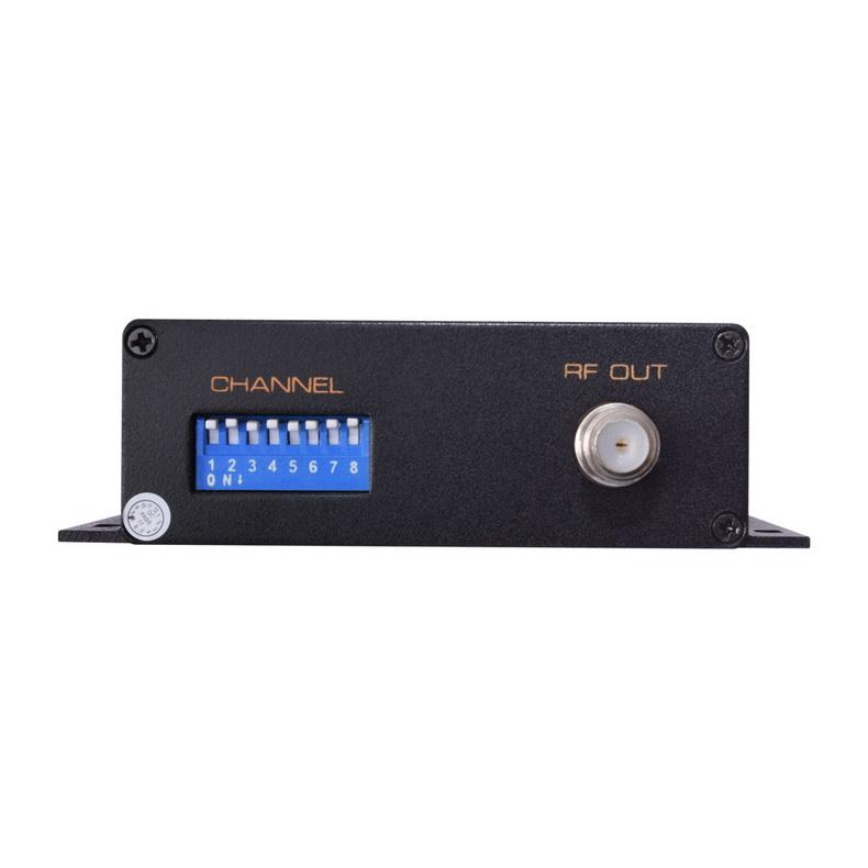 Mini Mod 1HDMI TO DVB-T Modulator แปลงสัญญาณ HDMI เป็นสัญญาณทีวีดิจิตอล HD เป็น DVB-T 4