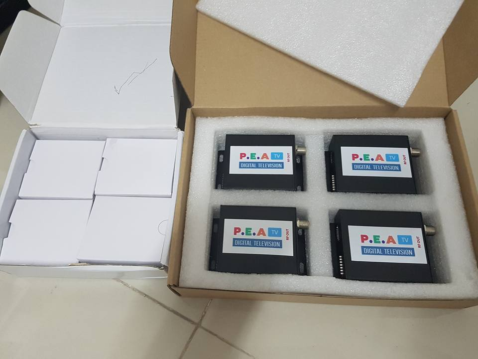 Mini Mod 1HDMI TO DVB-T Modulator แปลงสัญญาณ HDMI เป็นสัญญาณทีวีดิจิตอล HD เป็น DVB-T