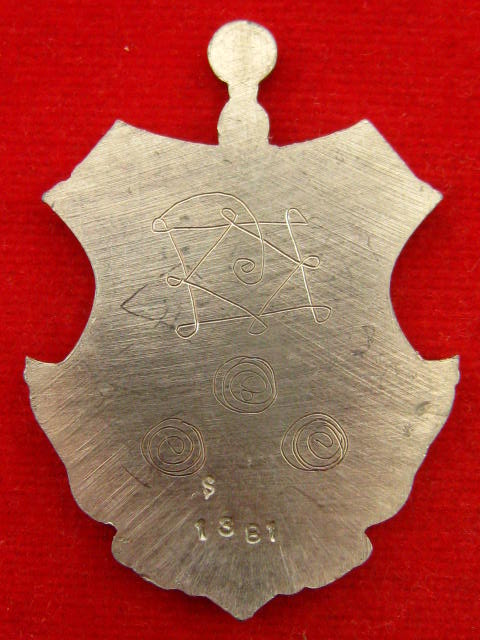 เหรียญพรหม รุ่น 10 หลวงพ่อชำนาญ วัดบางกุฎีทอง ปทุมธานี เนื้อตะกั่วหน้าปลอกลูกปืน 1