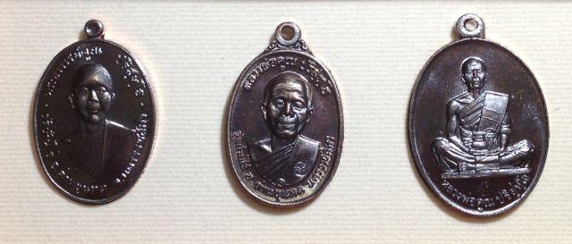 ชูดเหรียญย้อนยุค 57 หลวงพ่อคูณ วัดบ้านไร่ เนื้อทองแดง