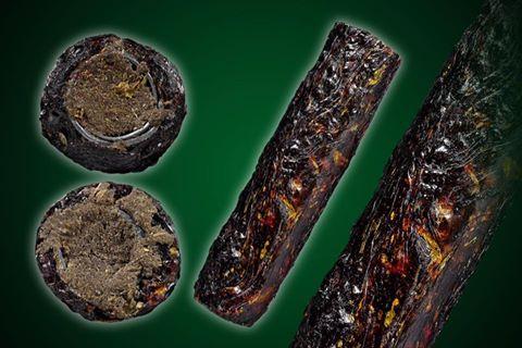 ตะกรุดเหล็กไหลเศรษฐีกินน้ำผึ้ง ครูบาออ สำนักสงฆ์พระธาตุ ดอยจอมแวะ